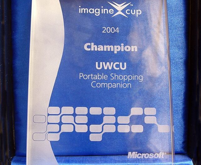 CUHK Engineering Students Win Regional Championship in Microsoft Imagine Cup 2004 Competition
