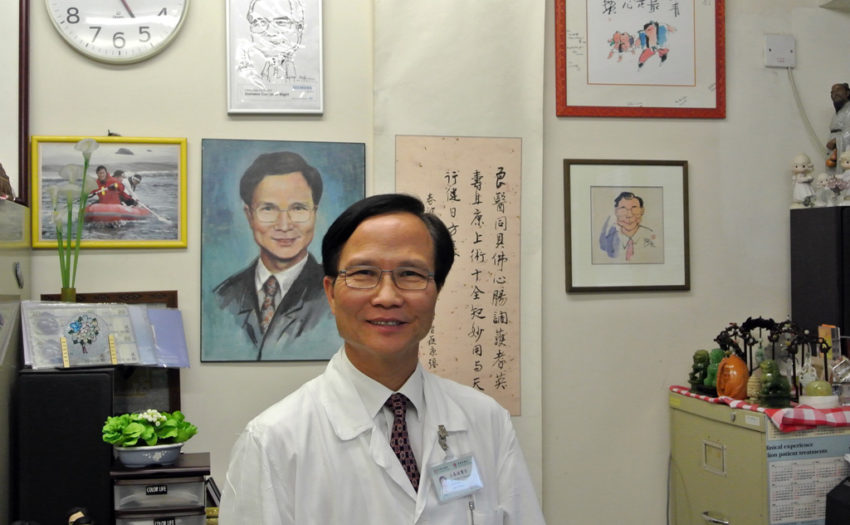 Dr. Chun Por Wong, JP, Chief of Service (Integrated Medical Services), Ruttonjee & Tang Shiu Kin Hospitals