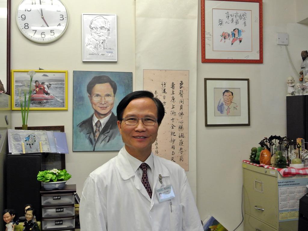 Dr. Chun Por Wong, JP, Chief of Service (Integrated Medical Services), Ruttonjee & Tang Shiu Kin Hospitals