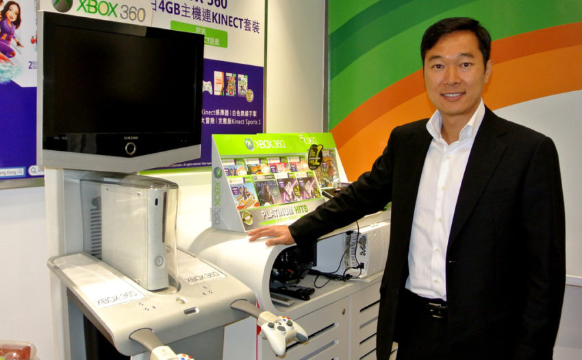 Mr. Horace Chow, General Manager, Microsoft Hong Kong Limited