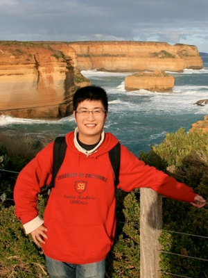 Alex Xu ,SEEM 2008 Graduate