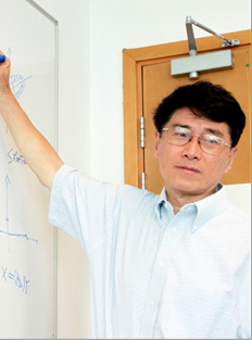 Prof. LI, Duan 李 端 教授