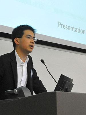 Hugo Chu , SEEM 2013 Class