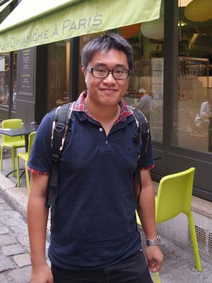 Li Chun Kit , SEEM 2012 Graduate