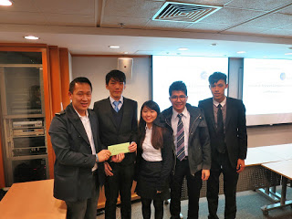 Our students have received the First Runner-Up Award at 2016 HKSQ Company Based Student Project Competition organized by the Hong Kong Society of Quality