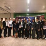 Mr. CHOI Ho Yin Issac, a Year 3 SEEM Undergraduate student, teamed with students from HKU and HKUST won the Championship of openlab x FinTecubator Innovation Challenge organized by the Hang Seng Bank