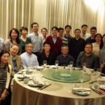 Alumni and Professor Li Duan, Emeritus Professor of the Department